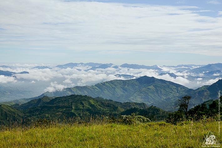 キンディナマルカ(Cundinamarca)の山