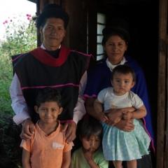 カウカの先住民族、ガンビアノス(ミサク)