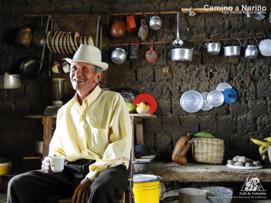 コロンビアコーヒーの産地、ナリーニョ