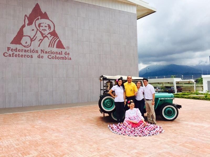 コロンビアコーヒーの産地、トリマ(Tolima)のFNC