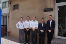 日本珈琲貿易株式会社訪問
