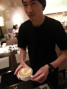 コロンビアコーヒー&チョコレートデザートフェア@Hilton東京