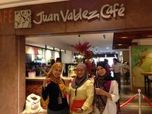 Juan Valdez® Café がマーレシアでオープン!