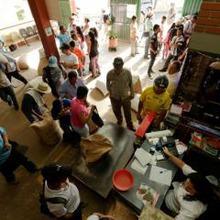コロンビアのコーヒー農業組合の活動