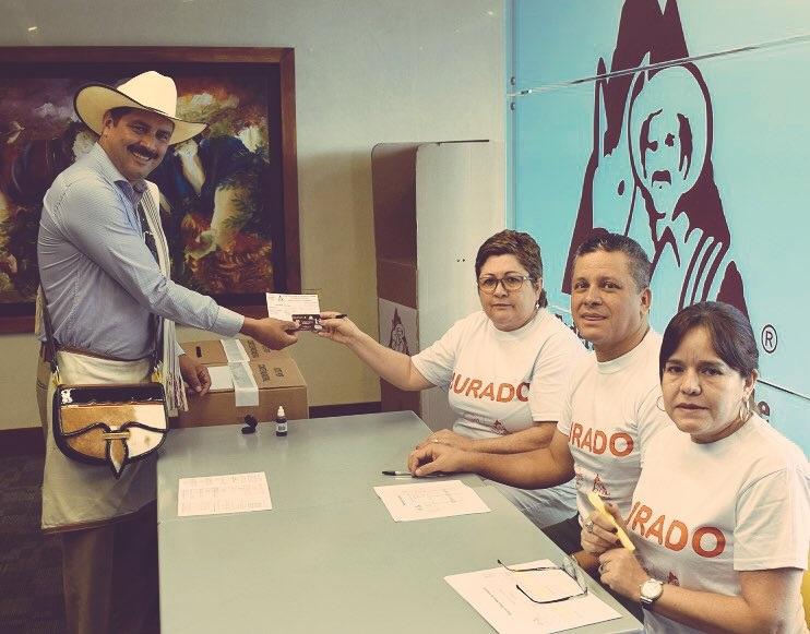 4年に一度 コロンビアでのコーヒー選挙