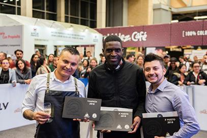 第11回 Cafés de Colombia Expo 2018