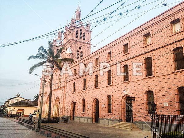 バジェ・デル・カウカの教会 | ...